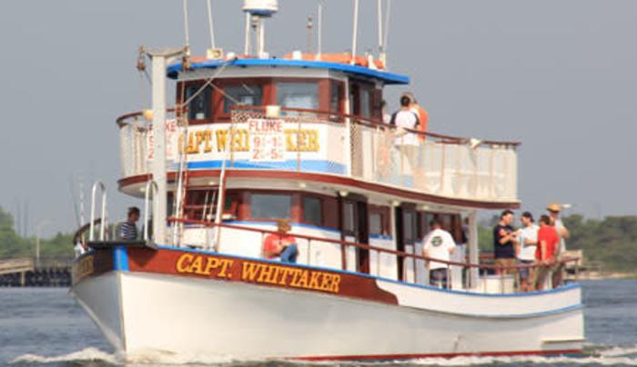 Captain Whittaker