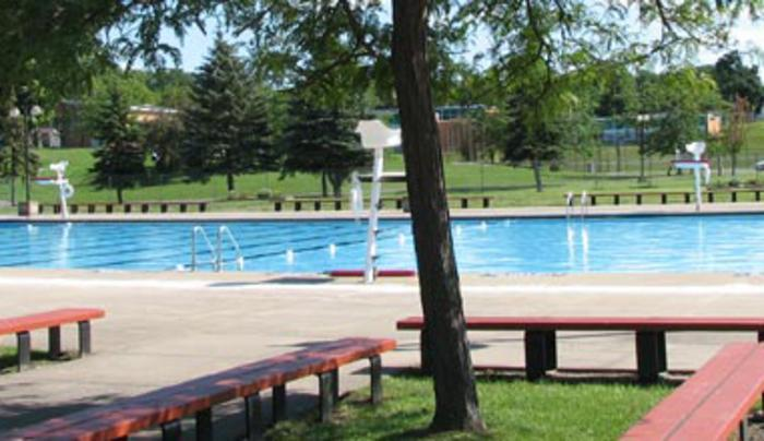 Casey Park Pool