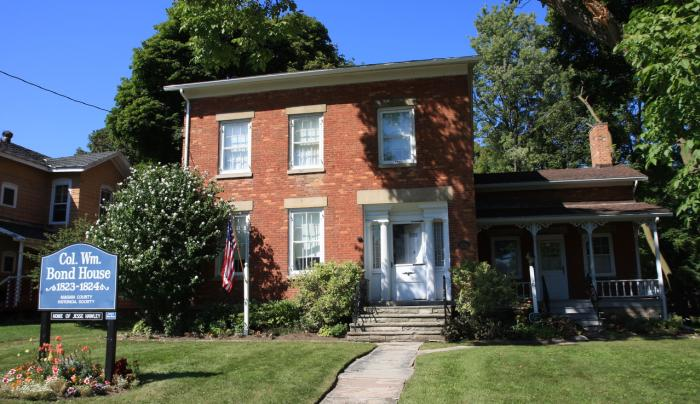 Col. Wm. Bond House