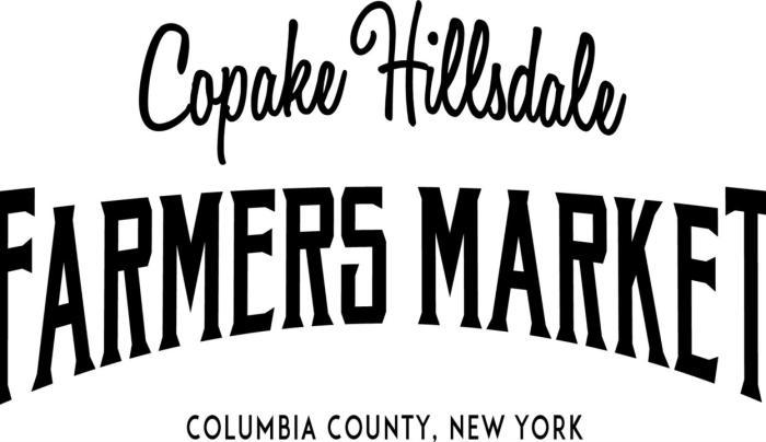 Copake Hillsdale Farmers Market logo