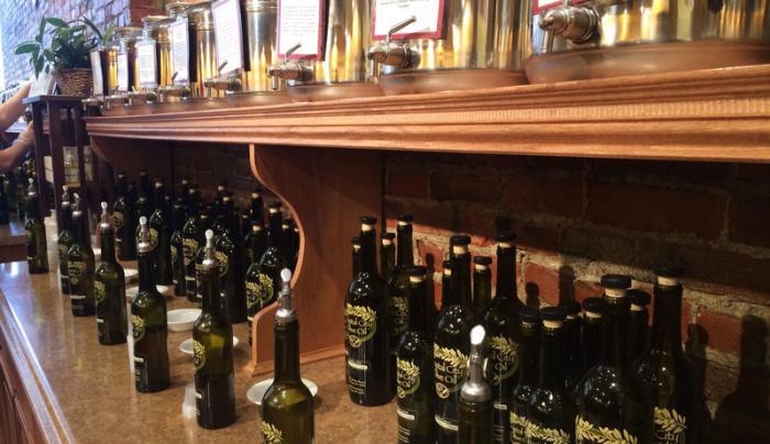 Crystal City Olive Oil