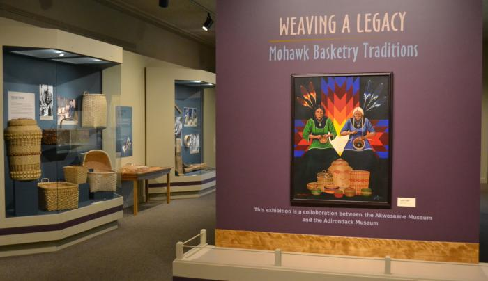 Weaving a Legacy: Mohawk Basktry Traditions