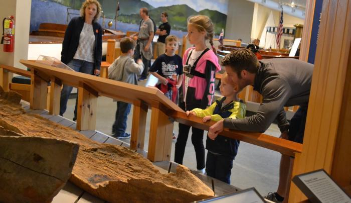 Family fun at the Adirondack Museum