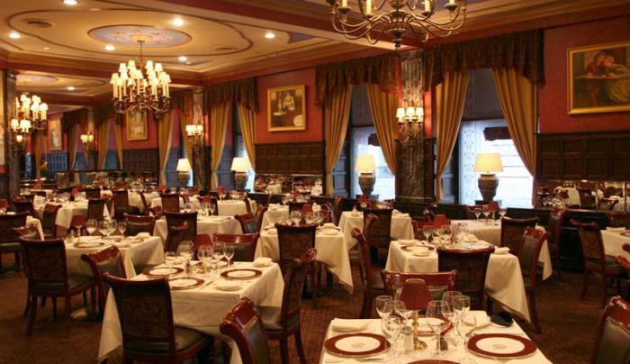Delmonico's Restaurant