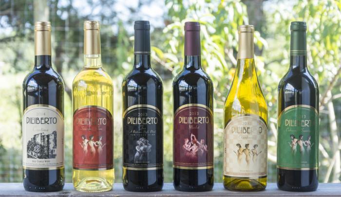 Diliberto Winery - Photo by Hannah Keiffert - Courtesy of Diliberto Winery