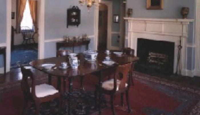 Madam Brett - dining room