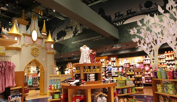 Disney Store Times Square