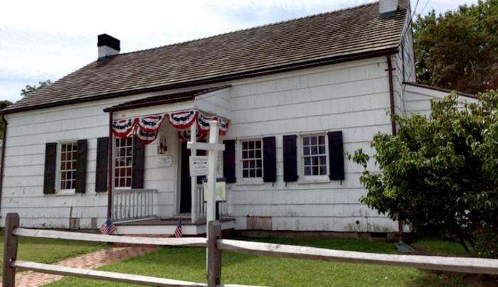 Earle-Wightman historic house - Photo Courtesy of the Oyster Bay Historical Society