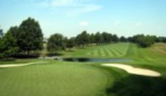 Eisenhower Park Red Course