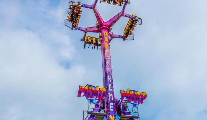 Mind Warp - Western New York's Most Extreme Thrill Ride!