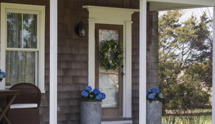 The Farmhouse Bed and Breakfast located in Long Island Wine Country