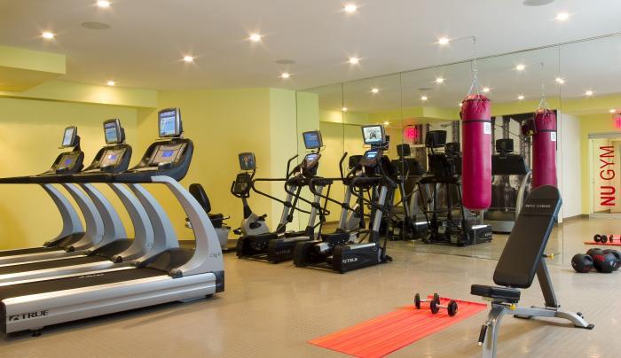 NU Hotel Gym