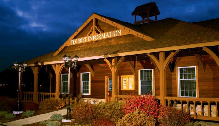 Fulton County Visitors Center