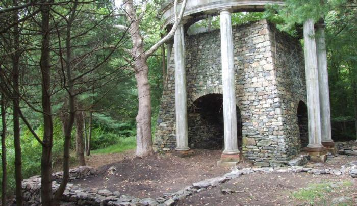 Iron Furnace at Sterling Forest State Park