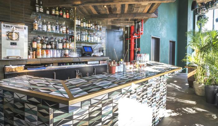 Good Behavior Rooftop Bar