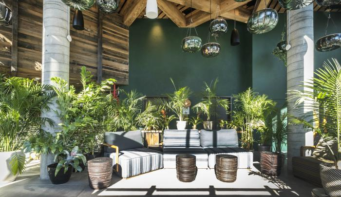 Good Behavior Rooftop Lounge