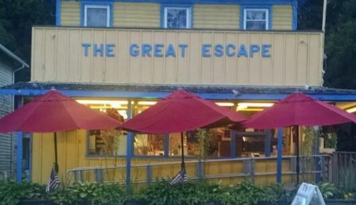 The Great Escape and Everything Ice Cream