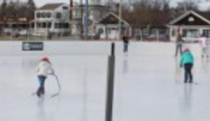 Greenport Ice Skating