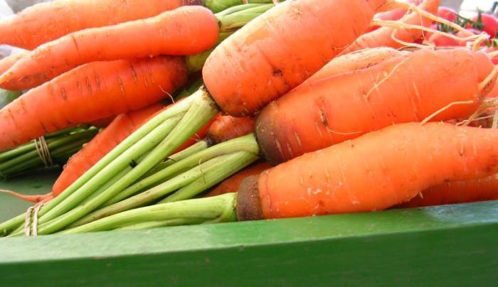 Hudson Farmer's Market - Vegetable