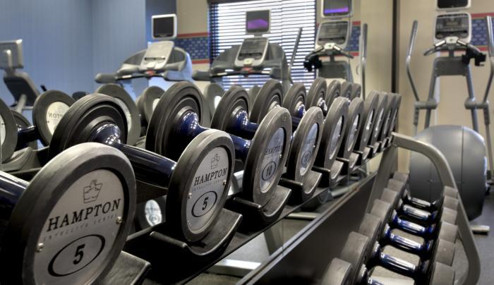 Hotel Fitness Center