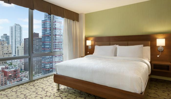 NYS Feed - Hilton Garden Inn Midtown East