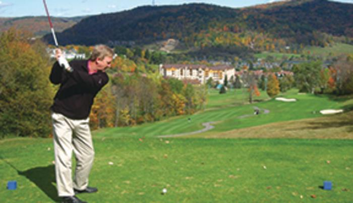 Holiday Valley Golf