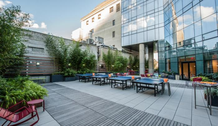 Hotel 50 Bowery - Atlantic Garden