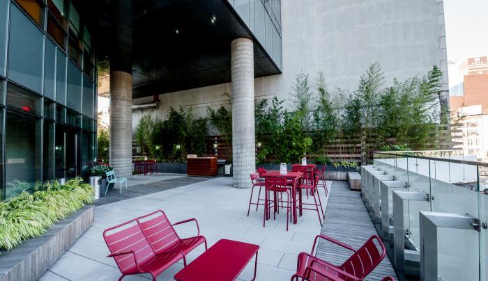 Hotel 50 Bowery - Atlantic Garden Front
