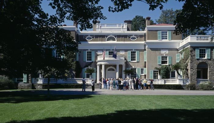 Franklin D Roosevelt Home National Historic Site