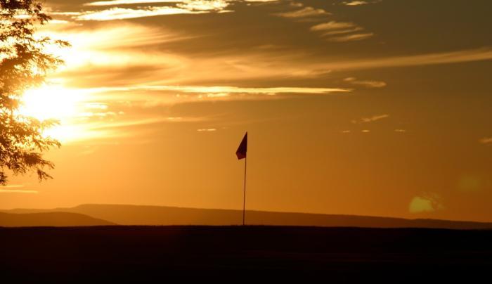 Beekman Country Club - sunset