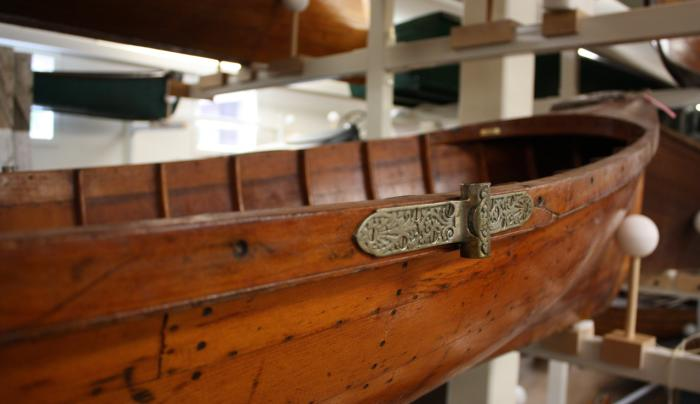Extensive collection of Adirondack Boats