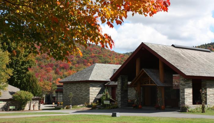 Fall at the Adirondack Museum
