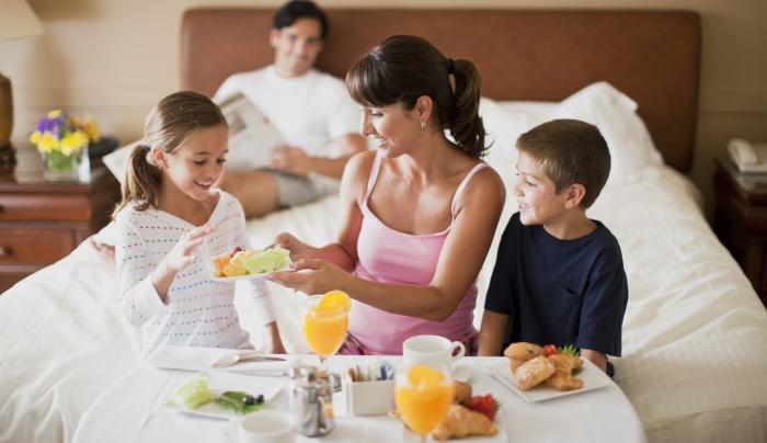 Bed & Breakfast Getaway Package