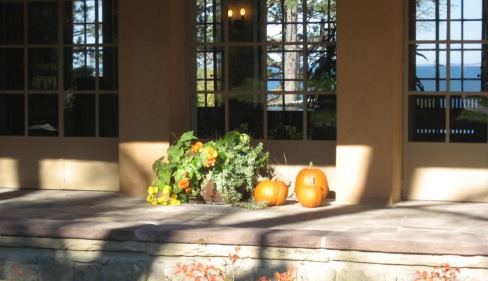 Graycliff South Terrace Autumn