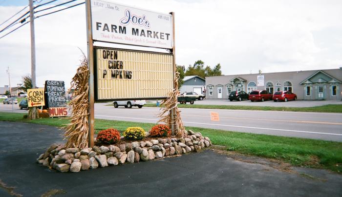 Joe's Farmers Market