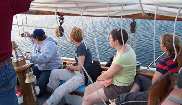 Liberty Excursions on Lake Ontario