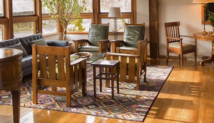 Kaatsbaan Lodge lounge