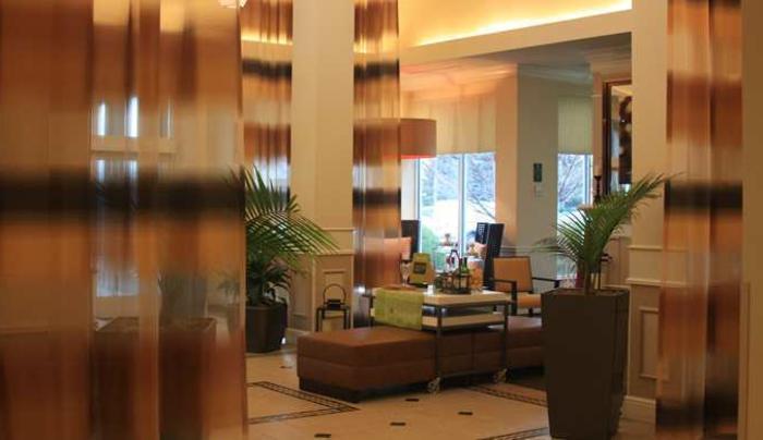 Hilton Garden Inn is just minutes from Downtown Corning & the Elmira Corning Regional Airport
