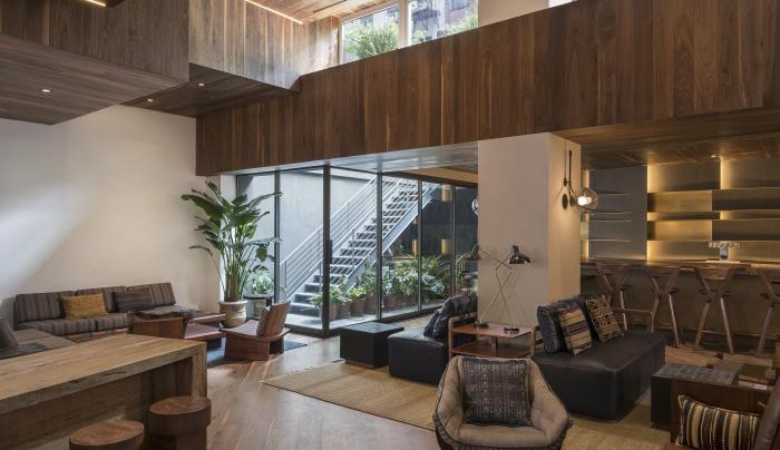 MADE Lobby Lounge