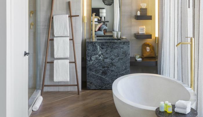 MADE Penthouse Suite Bathroom