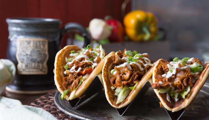Jalapeno Corn Tacos