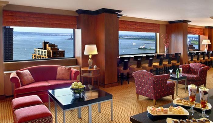 NYS Feed - New York Marriott Downtown
