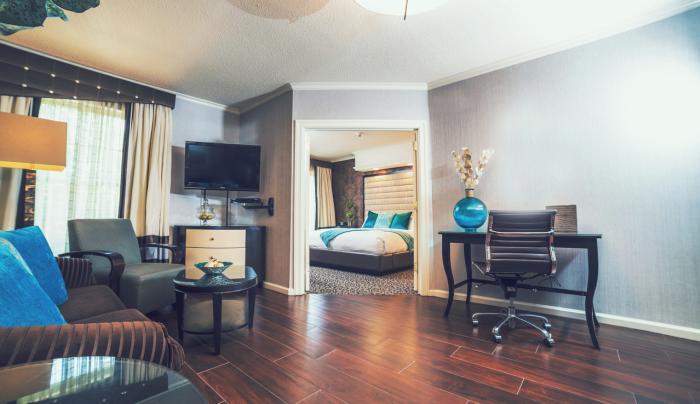 King One Bedroom