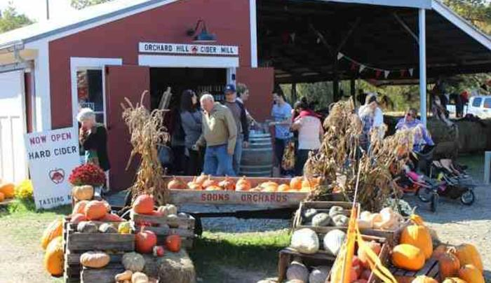 Orchard Hill Cider Mill