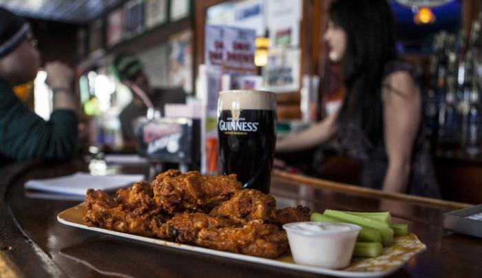 P-2's Irish Pub, Tupper Lake, Adirondacks