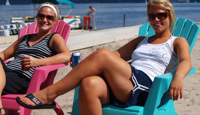Enjoy the dock and Seneca Lake at this great inn and marina!