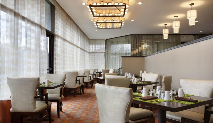 Hilton New York JFK Airport Restaurant