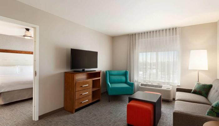 Homewood Suites 1 King Bed 1 Bedroom Suite