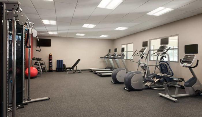 Homewood Suites Fitness Center