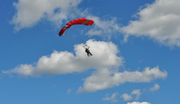 Saratoga Skydive - Photo by Ivey Chandler - Courtesy of Saratoga Skydiving Adventures